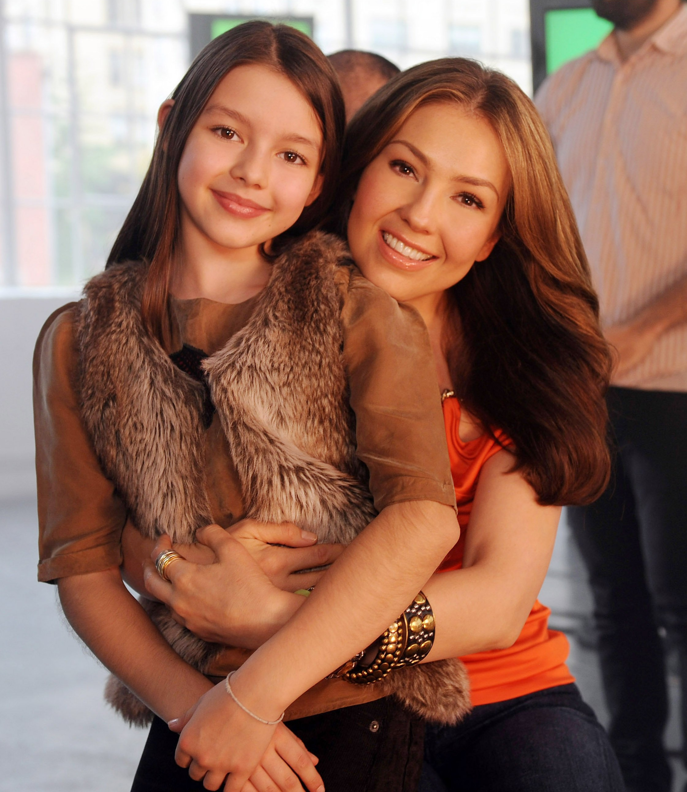 thalia singer daughter
