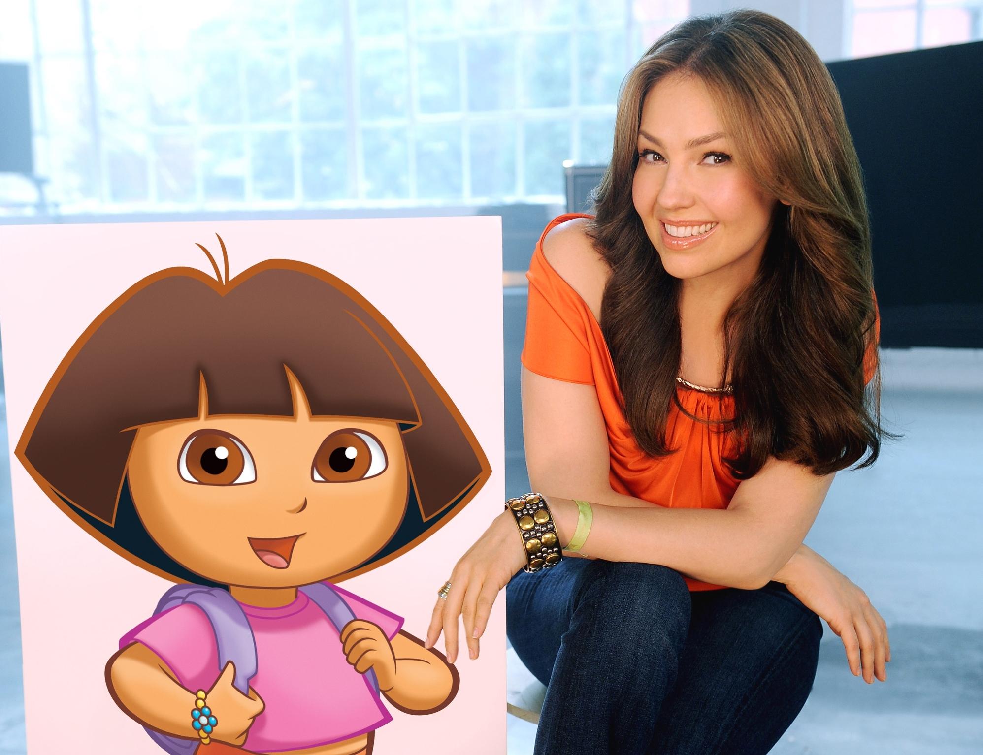 Con Dora The Explorer