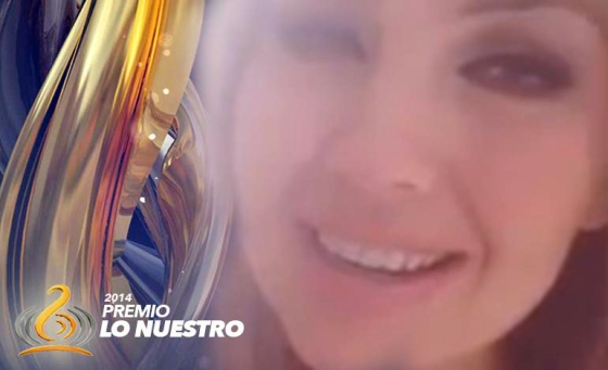 Thalía wins Pop Album of the Year at Premio Lo Nuestro 2014 and shares emotional video on Facebook