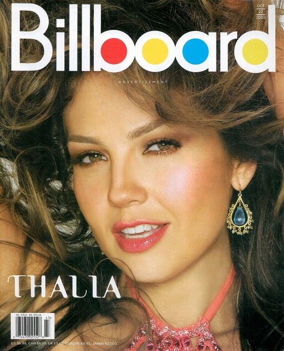 Thalia Billboard