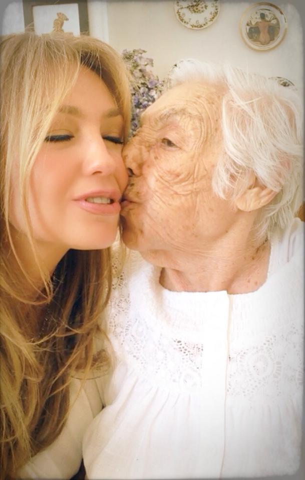 Follando con la abuela y el abuelo